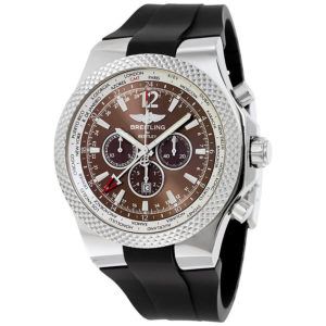 Breitling Bentley GMT Chronograph Automatic Men's Watch A4736212-Q554
