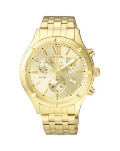 Citizen Ladies Gold Stainless Steel Quartz Watch