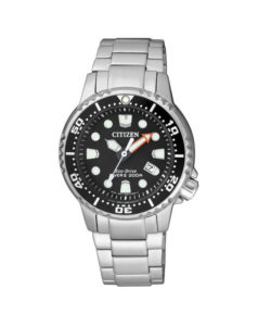 Citizen Ladies Stainless Steel Eco-Drive Promaster Watch