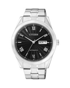 Citizen Mens Stainless Steel Automatic Dress Watch