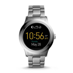 Fossil Q Founder 2.0 Touchscreen Stainless Steel Smartwatch
