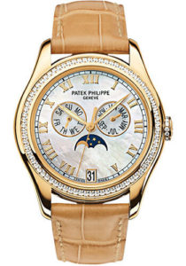 Patek Philippe Ladies Annual Calendar Complicated Watches