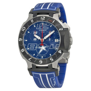 Tissot T Race Chronograph Blue Dial Men's Watch