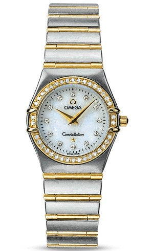 Omega Women's Constellation Diamond 1277.75.00