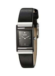 Women's Eco-Drive Strap Watch with Black Dial
