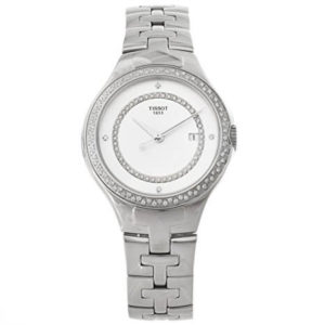 Tissot Women's T-Trend Diamond Accented Analog