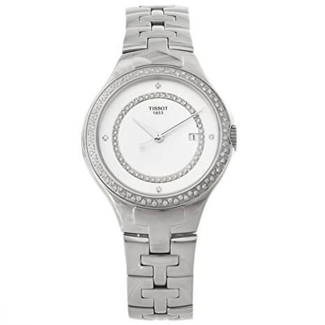 Tissot T-Trend Diamond Accented Analog