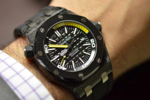 Audemars Piguet 2012 Royal Oak Offshore Dive Watch