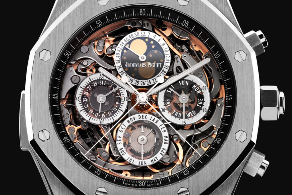 Oak Grande Complication