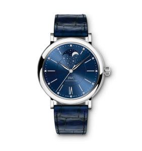 IWC Portofino Automatic Moon Phase 37 Edition Laureus Sport IW459006