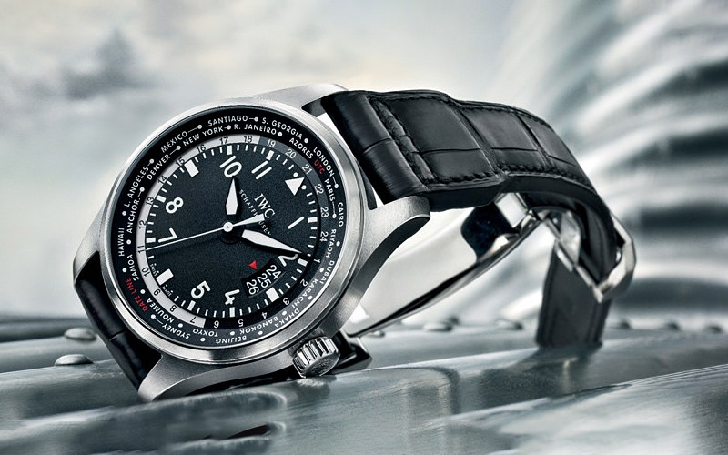 IWC Worldtimer watch