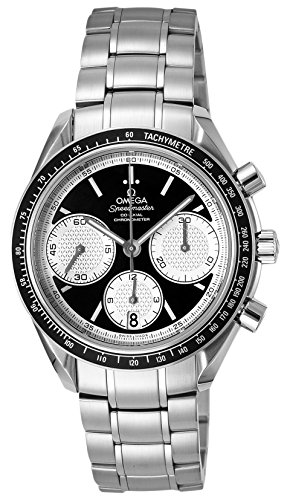 Omega Men's Speedmaster Racing Analog Display Swiss Automatic Silver 326.30.40.50.01.002