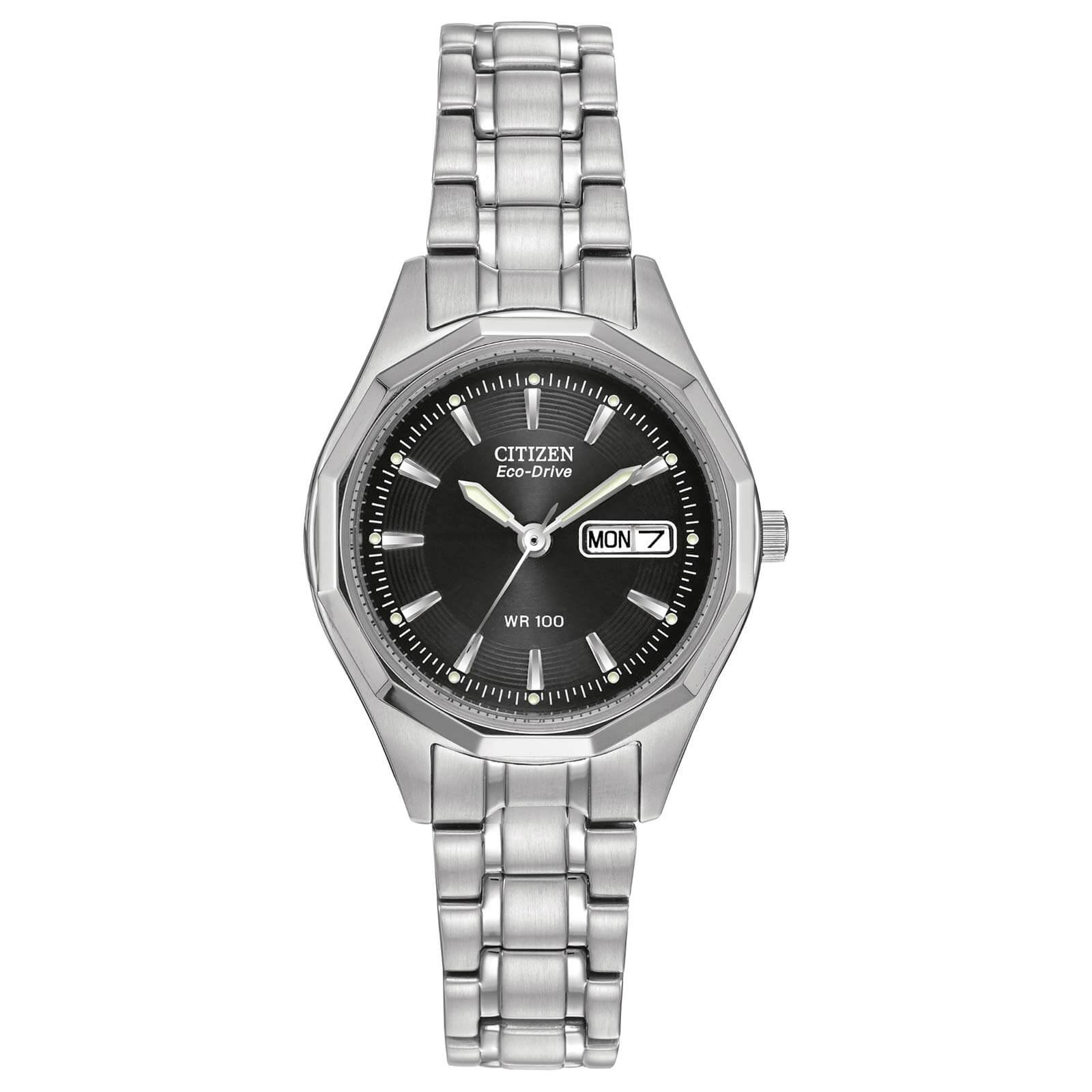 Citizen Eco-Drive Stainless Steel Sport EW3140-51E