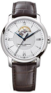 Baume & Mercier Classima Executives Automatic Silver Dial 8688
