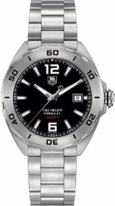 Tag Heuer Men's Stainless Steel Automatic WAZ2113.BA0875