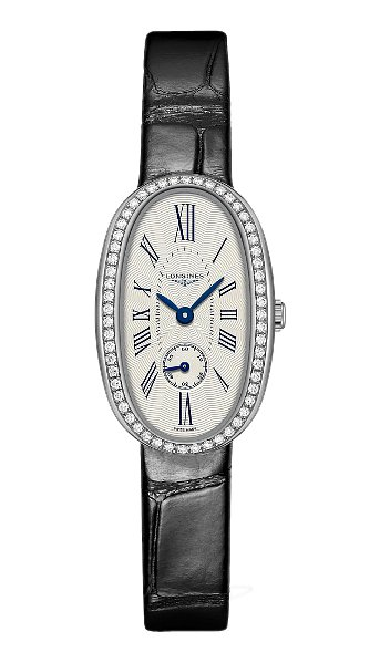 Longines Symphonette Medium Steel & Diamond L2.306.0.71.0